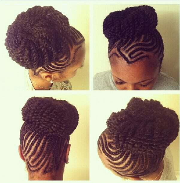 Wondrous Protective Styles Ambeescurls Hairstyle Inspiration Daily Dogsangcom